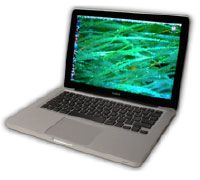 Second generation of Macbooks (Unibody aluminum model)