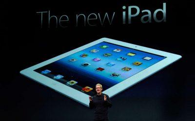 New iPad Rumours