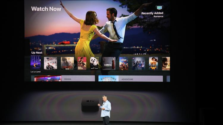 Apple to Bundle New TV Streaming
