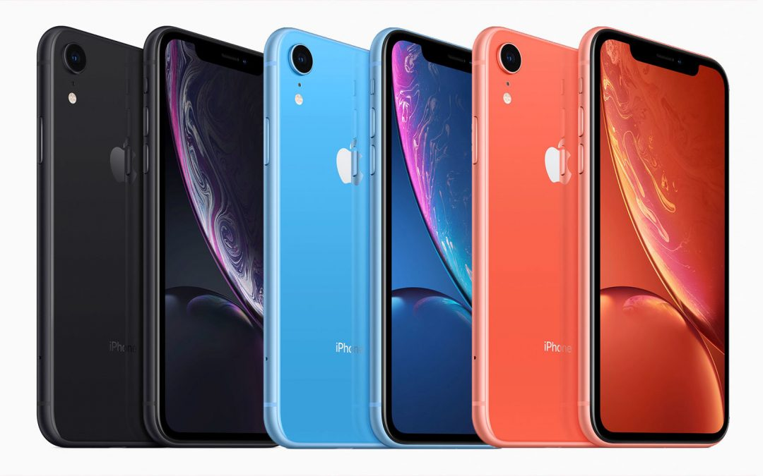 Overview of the iPhone XR