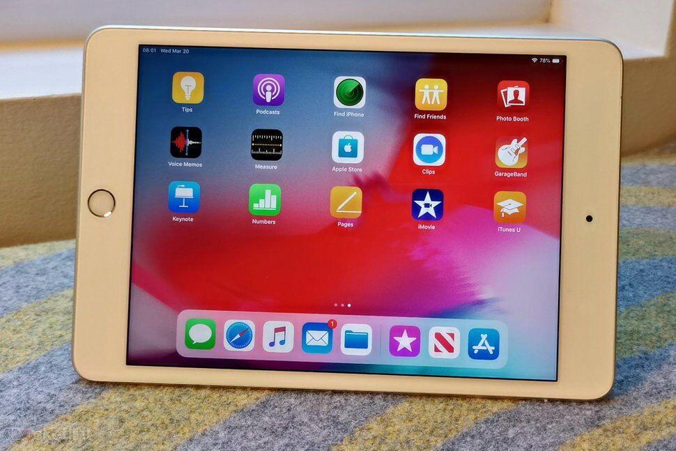 The 2019 iPad mini