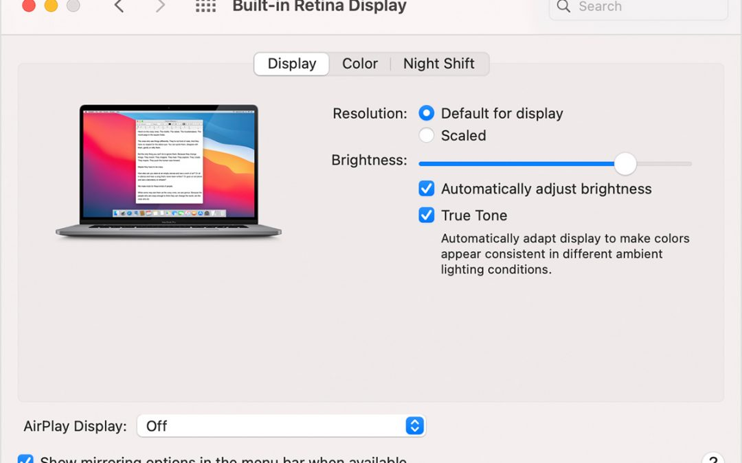 Surprising MacBook Pro Updates in the Works