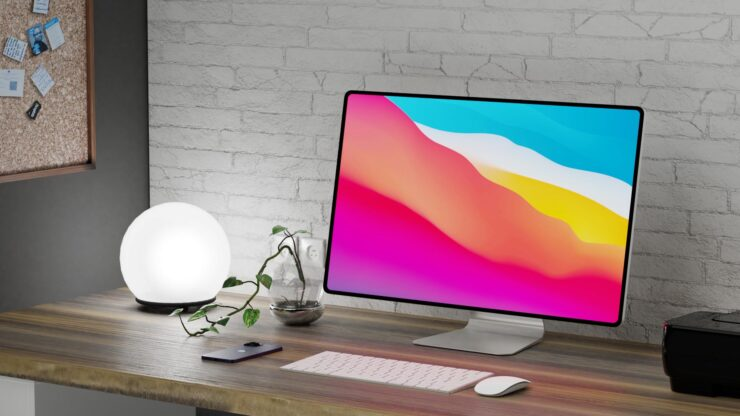 New iMac Redesign for 2021
