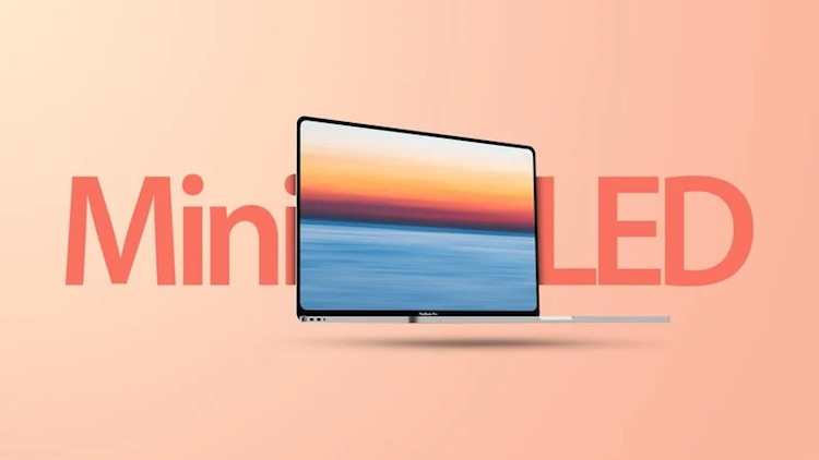 Mini LED Backlit MacBook Pro Possibly Set to Launch This Fall